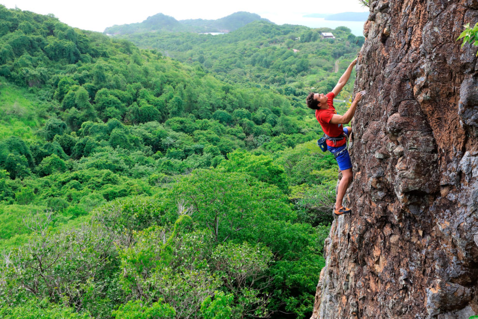Martinique – Climbing